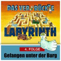 Das ver-rückte Labyrinth - Folge 4: Gefangen unter der Burg - Hans-Joachim Herwald, Mik Berger