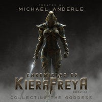 Collecting the Goddess - Michael Anderle