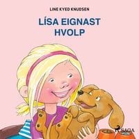 Lísa eignast hvolp - Line Kyed Knudsen