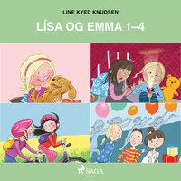 Lísa og Emma - Line Kyed Knudsen