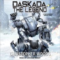 Daskada, The Legend - Christopher Woods
