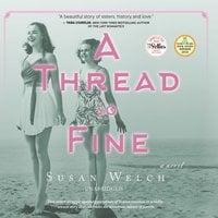 A Thread So Fine - Susan Welch