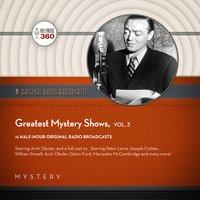 Greatest Mystery Shows, Vol. 3 - Black Eye Entertainment