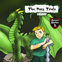 The Maze Trials - Jeff Child