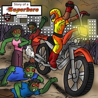 Story of a Superhero - Jeff Child