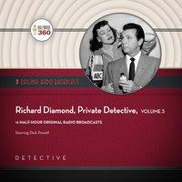 Richard Diamond, Private Detective Collection 3 - Black Eye Entertainment