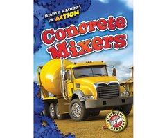 Concrete Mixers - Rebecca Pettiford