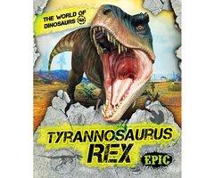 Tyrannosaurus Rex - Rebecca Sabelko