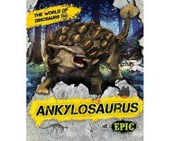 Ankylosaurus - Rebecca Sabelko