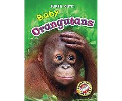 Baby Orangutans - Christina Leaf