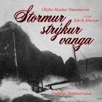 Stormur strýkur vanga - Ólafur Haukur Símonarson
