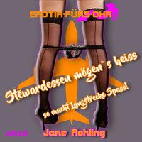 Erotik für's Ohr: Stewardessen mögen's heiß - so macht Langstrecke Spaß - Jane Rohling
