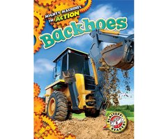 Backhoes - Chris Bowman