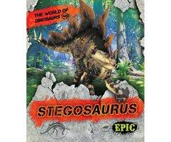 Stegosaurus - Rebecca Sabelko