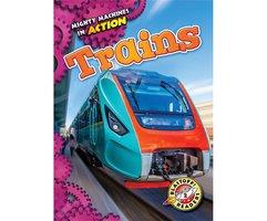 Trains - Chris Bowman