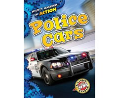Police Cars - Emily Rose Oachs