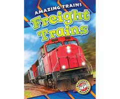 Freight Trains - Christina Leighton