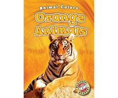 Orange Animals - Christina Leaf