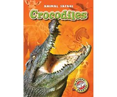 Crocodiles - Megan Borgert-Spaniol
