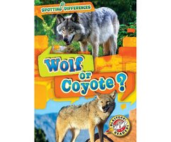 Wolf or Coyote? - Kirsten Chang