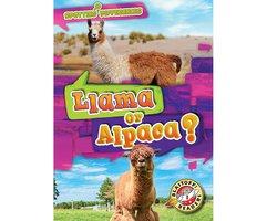 Llama or Alpaca? - Christina Leaf