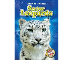 Snow Leopards - Megan Borgert-Spaniol