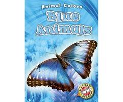 Blue Animals - Christina Leaf