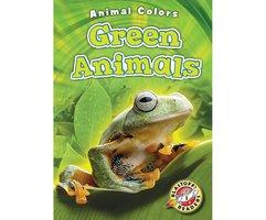 Green Animals - Christina Leaf