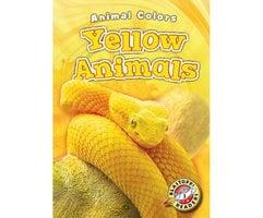 Yellow Animals - Christina Leaf