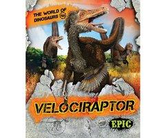 Velociraptor - Rebecca Sabelko