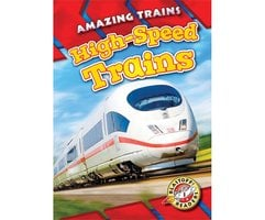 High-Speed Trains - Christina Leighton