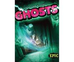 Ghosts - Nadia Higgins