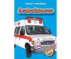 Ambulances - Kay Manolis