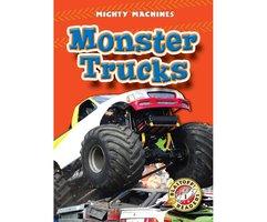 Monster Trucks - Kay Manolis