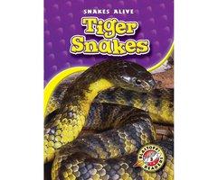 Tiger Snakes - Ellen Frazel