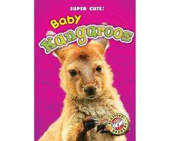 Baby Kangaroos - Megan Borgert-Spaniol