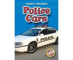 Police Cars - Kay Manolis