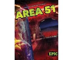 Area 51 - Nadia Higgins