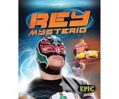 Rey Mysterio - Blake Markegard