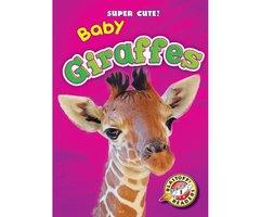Baby Giraffes - Megan Borgert-Spaniol