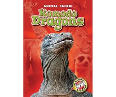 Komodo Dragons - Megan Borgert-Spaniol