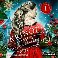 Jul i krinolin - Amanda Hellberg