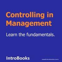 Controlling in Management - Introbooks Team