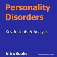Personality Disorders - Introbooks Team