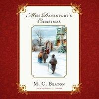 Miss Davenport's Christmas - M.C. Beaton