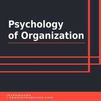 Psychology of Organization - Introbooks Team