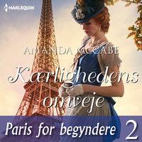 Eventyr i Paris - Amanda McCabe