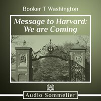 Message to Harvard: We are Coming