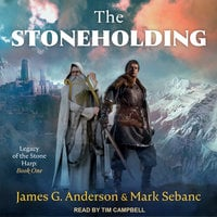 The Stoneholding - James G. Anderson, Mark Sebanc