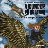 Legenden om Jack 3 – Vidunder på Arlanda